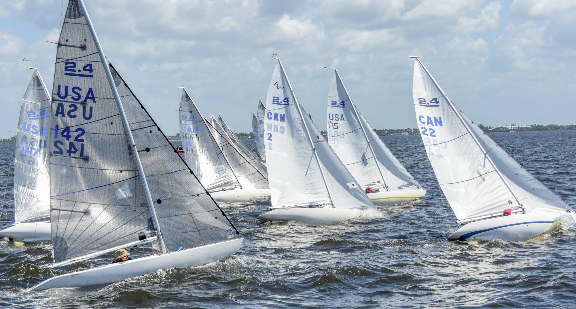 Canadian 2.4mR Sailing Association