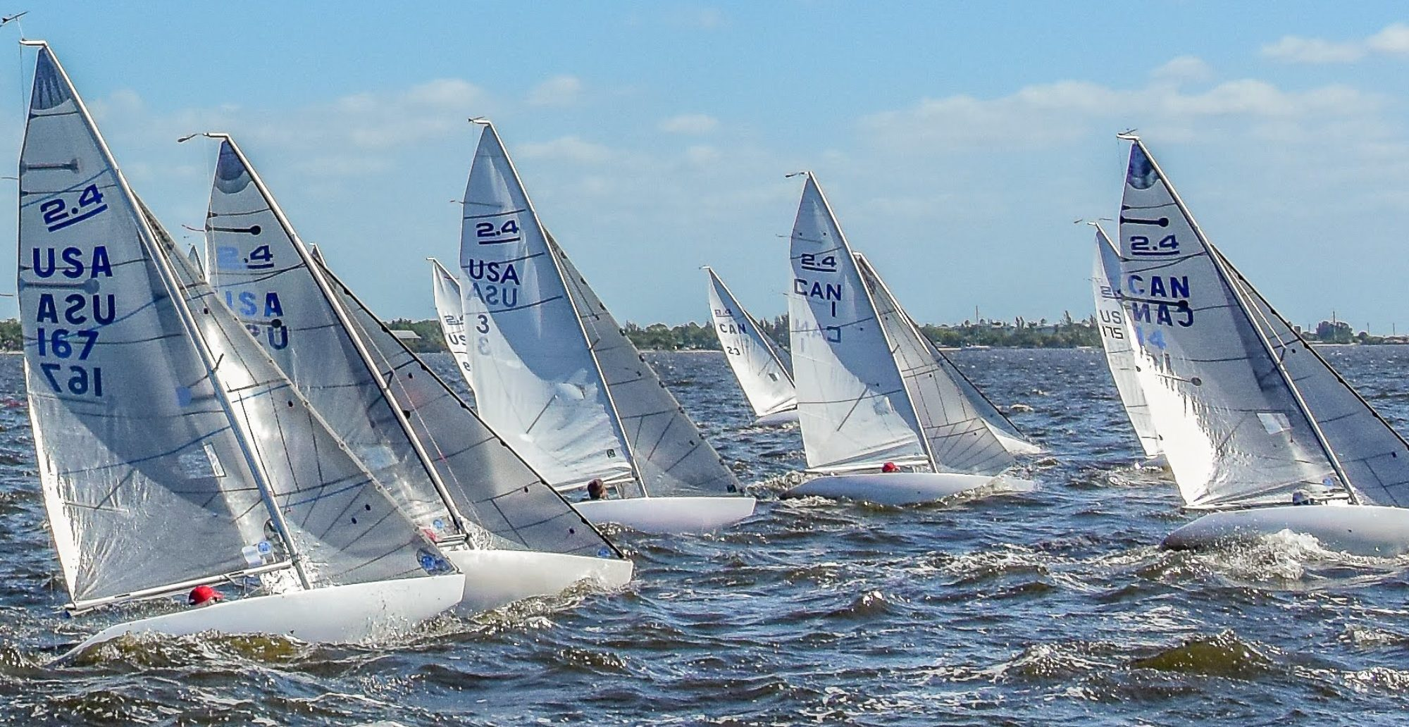 Canadian 2.4mR Sailing Association