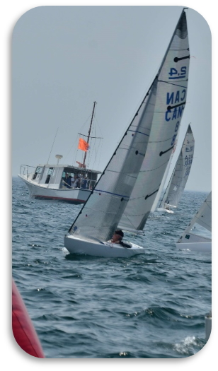 Sailboat Racing - CAN 8